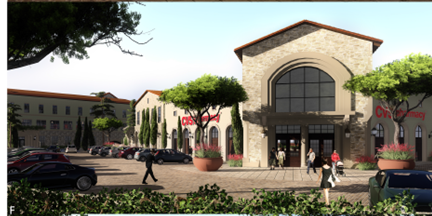 first two businesses approved for westlake entrada town of westlake